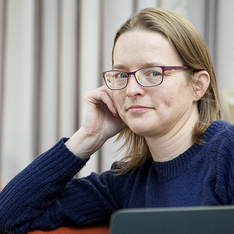 dWise - Wilma van Dinther