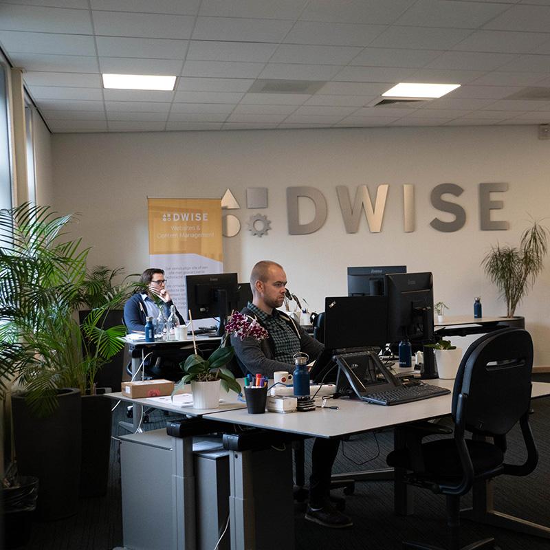 dWise Computers Hoofdfoto Netwerkbeheer